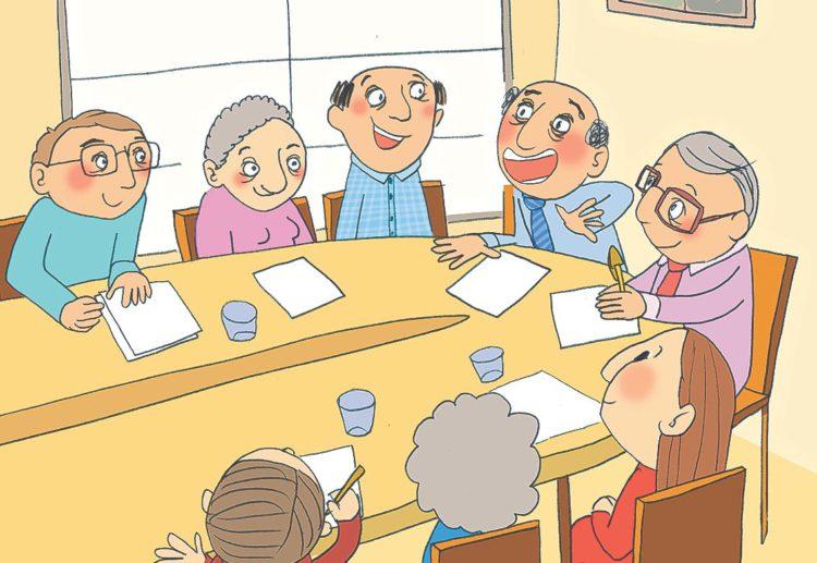 Conseil des Ainés