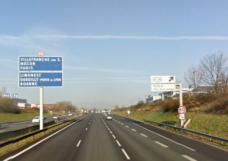 Rencontre autoroute a13