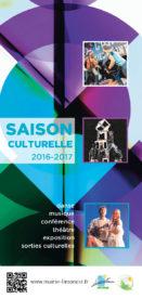 Agenda culturel 2016-2017