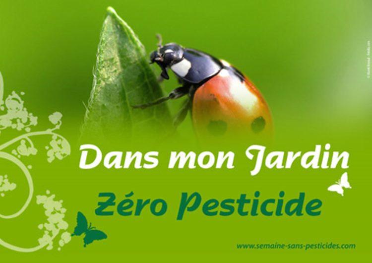 Alternatives aux pesticides : 1 semaine d'actions pour Limonest et Lissieu
