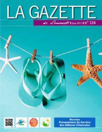Gazette de Juin 2017