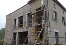 Renouvellement urbain du centre bourg