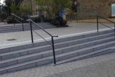 Plan d'accessibilité des bâtiments publics, 1ère phase en juin dernier