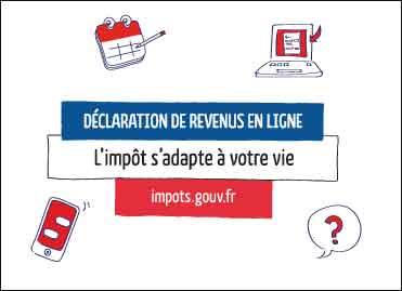 IMPÔTS – Déclaration en ligne