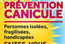 Plan Canicule: pour une attention particulière, inscrivez-vous sur le registre !