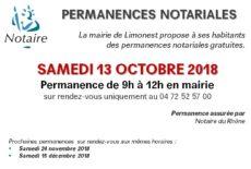 Permanences notariales