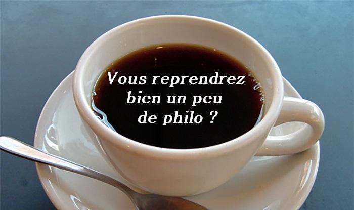 Un café-philo, ça vous tente !