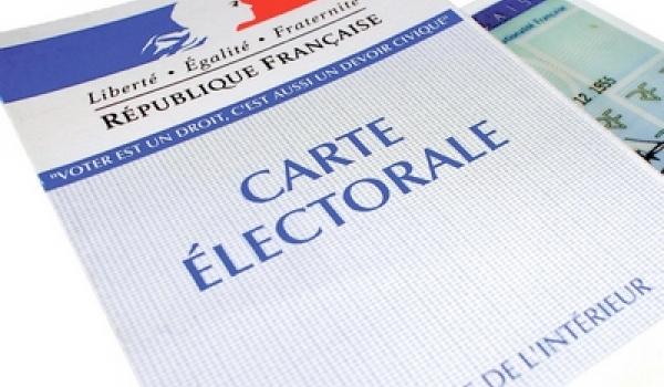 Inscription sur les listes électorales, ce qui change au 1er janvier 2019