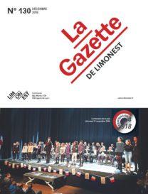 Gazette 130 – Décembre 2018