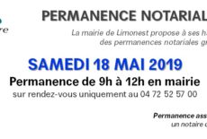 Permanence notariale | SAM 18 MAI