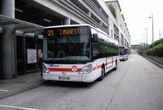 A partir du 2 septembre, renforcement des horaires de la ligne de bus 21