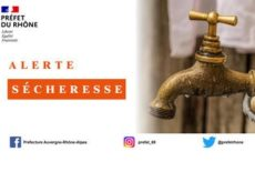 Le Rhône placé en situation d'alerte sécheresse