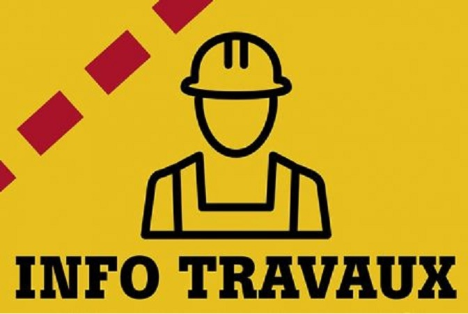 INFO TRAVAUX – Ilot Plancha   3-21 mai 2021